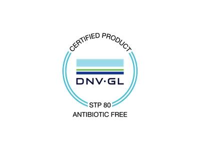 Orada adriatic hat das ANTIBIOTIC FREE Zertifikat für alle ihre Zuchtbetriebe erhalten!